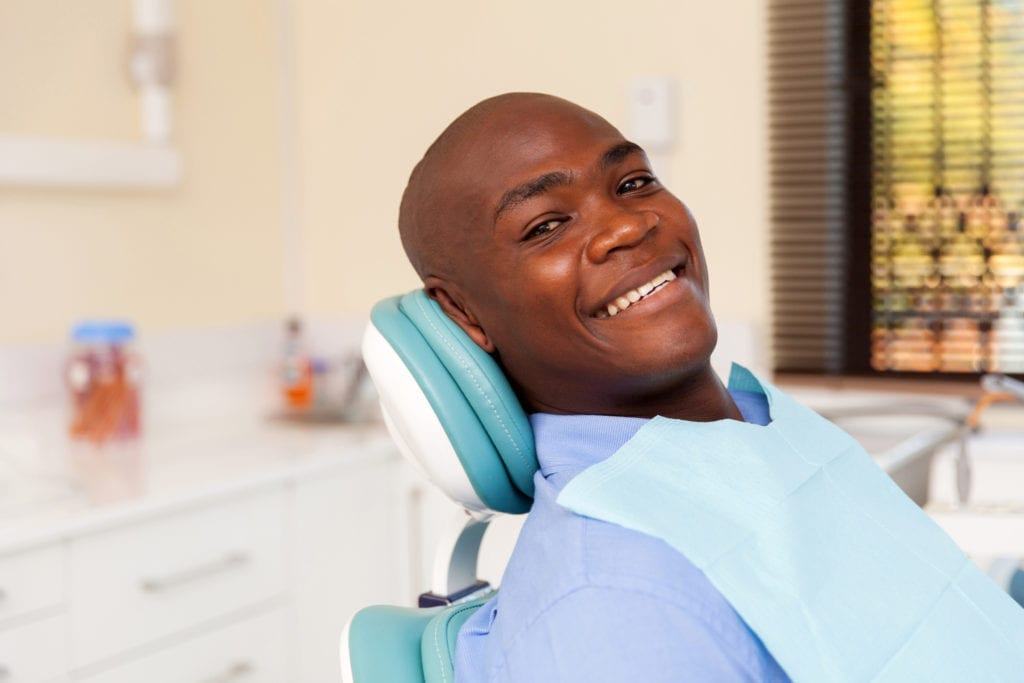 chipped tooth treatment in Lexington, Kentucky